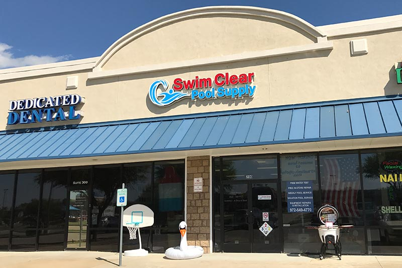 Swim Clear Pool Supply in Allen TX
