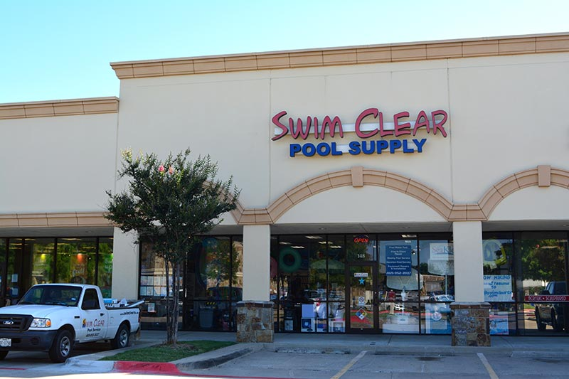 Swim Clear Pool Supply in McKinney TX