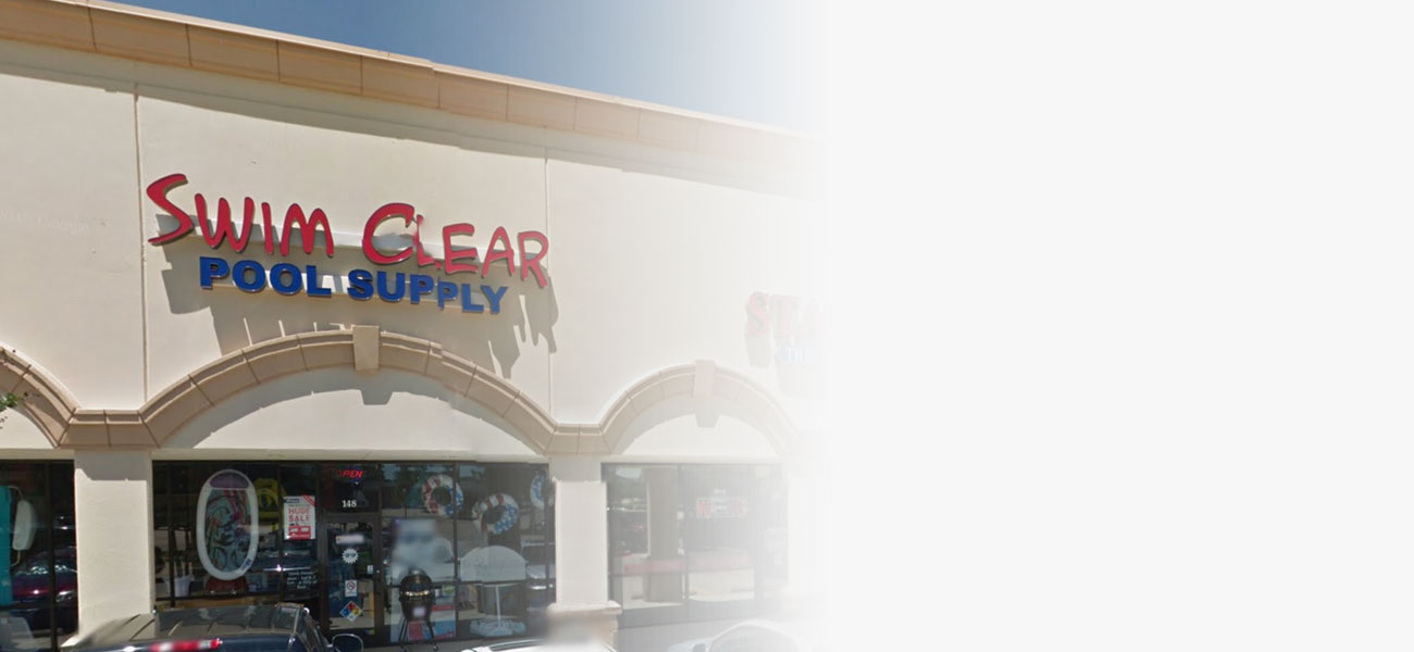 Swim Clear Pool Supply - Store Front