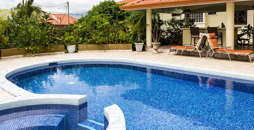 Three Awesome Pool Tile Cleaning Ways
