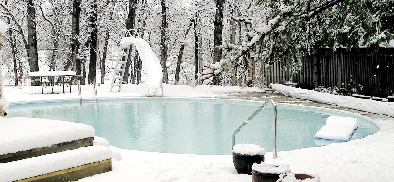 Cold Weather and Your Swimming Pool