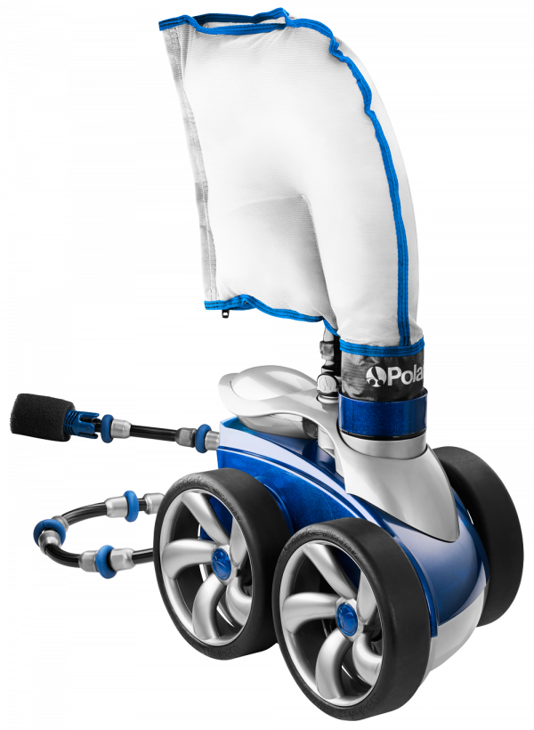The Polaris 3900 Sport delivers unmatched pool vacuum power